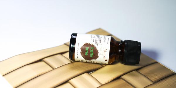 Memetik Manfaat Sehat dari Minyak Atsiri Jeruk Purut (Essential Oil Kaffir Lime)
